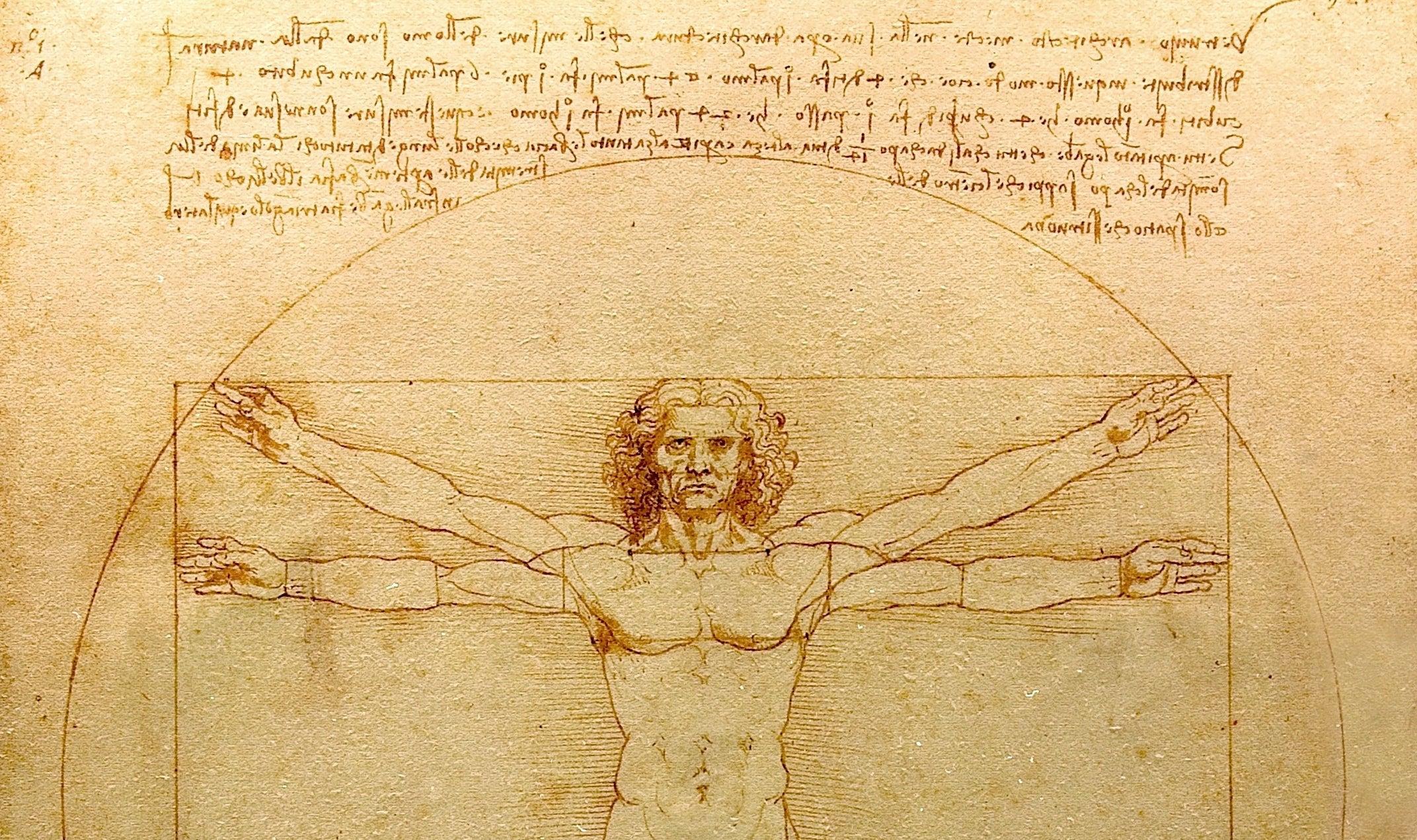 The Brilliantly Weird Plan To Reconstruct Leonardo Da Vinci's Genome