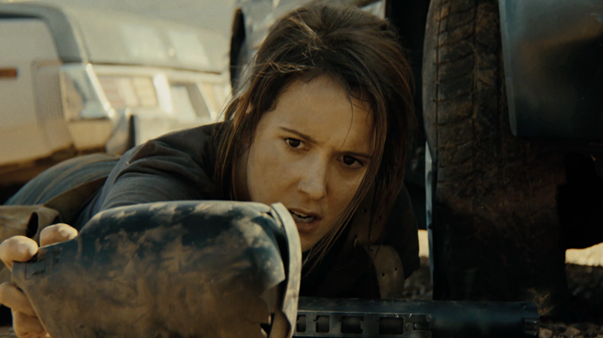 A Woman Tries To Survive A High-Octane But Slightly Confusing Hunt In The Short Film BALLiSTIC