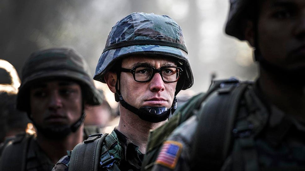 Snowden Movie Might Actually Be Worth Seeing