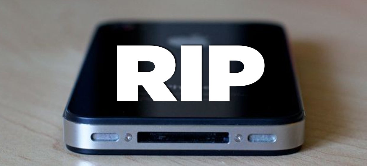 Sorry, But Your iPhone 4 Just Became Obsolete