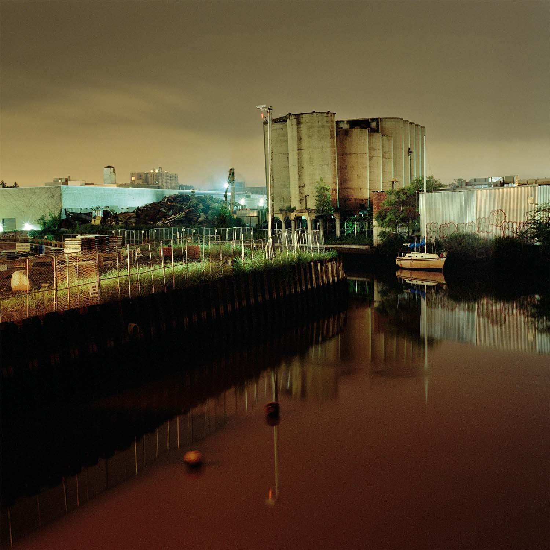 An Eerie Portrait of Brooklyn's Former Industrial Wasteland