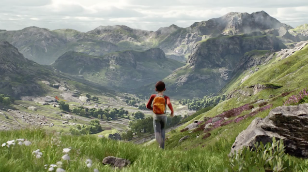 Unreal Engine 4 Is Awfully Good At Rendering Kites, Emotions