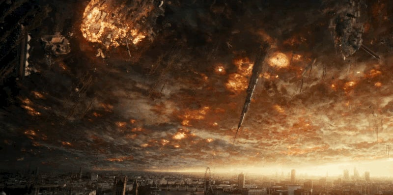 The Aliens Are Back in a Huge New Trailer for Independence Day: Resurgence