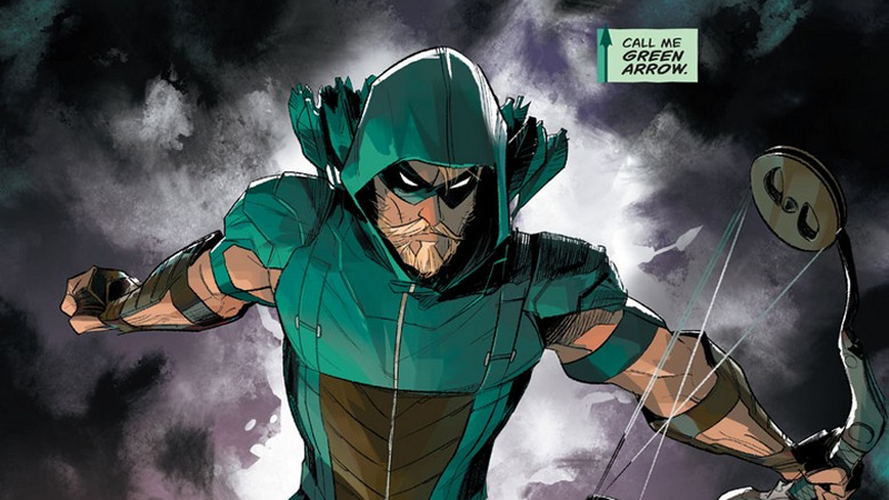 Green Arrow Might Be The Biggest Surprise Of DC's Rebirth
