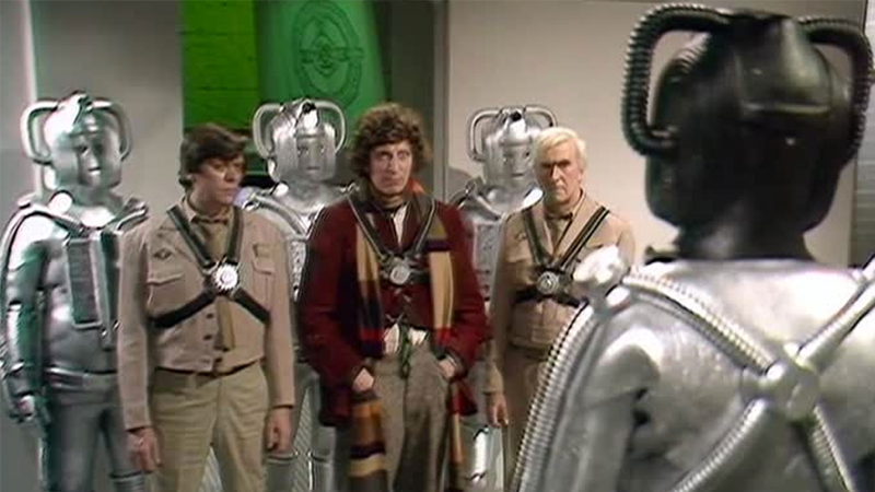 The Original Revenge Of The Cybermen Is Being Turned Into An Audio Drama