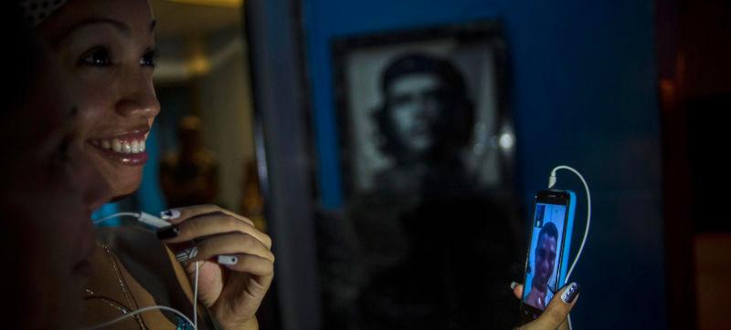 Google's Giving Internet to Cuba