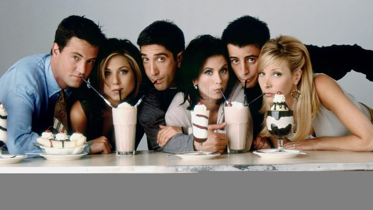 How To Find All Of Google's 'Friends' Easter Eggs For The Show's 25th Anniversary
