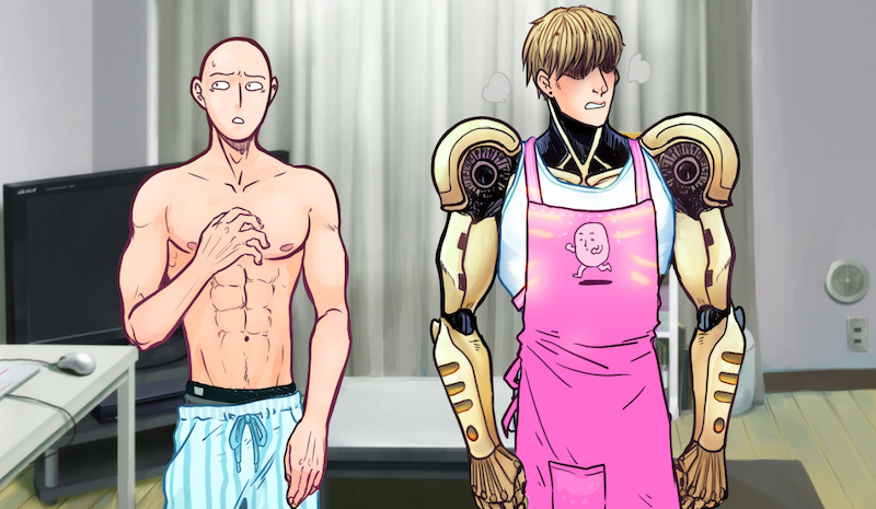 One-Punch Man Sex Game Gets Discounts Right