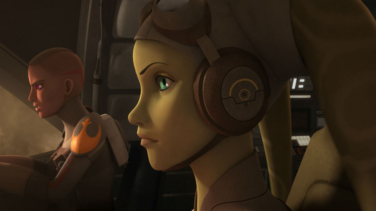 Lucasfilm Creatives Are Very Interested In That New Star Wars Rebels