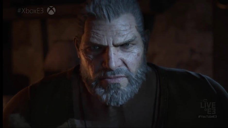 Look Who Showed Up In Gears Of War 4…