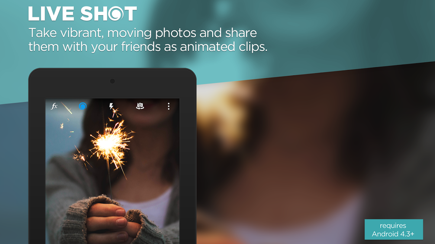 Camera MX Brings iOS-Style Live Photos to Android