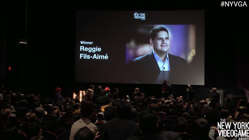 A Tribute To Nintendo's Reggie Fils-Aimé Kicks Off With A Terrific String Quartet