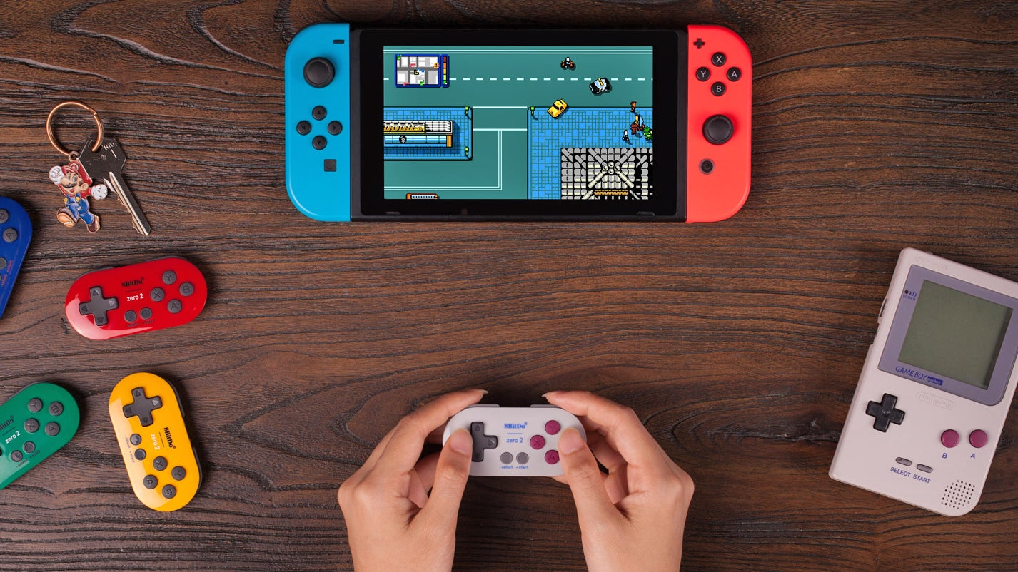 Now You Can Play The Switch With Just The Most Adorable Controller Ever