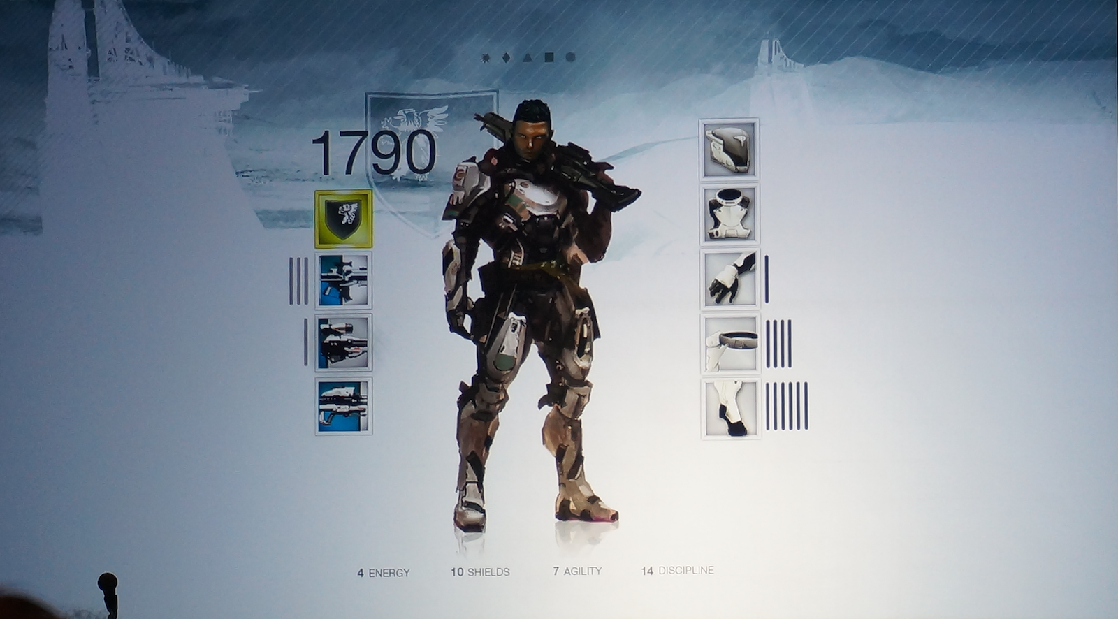 What Destiny's Menus Could Have Looked Like