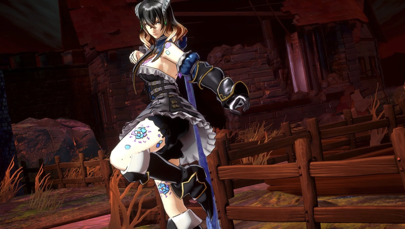 Bloodstained's Designers Had To Prove Bosses Could Be Beaten With Only A Dagger