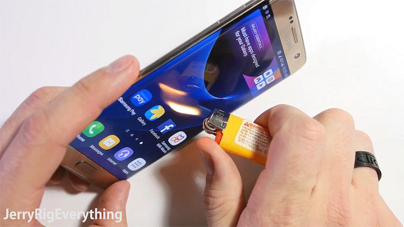 How Durable Is the Galaxy S7 Edge?