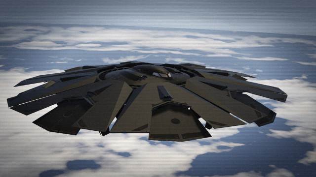What's Actually Inside a GTA UFO