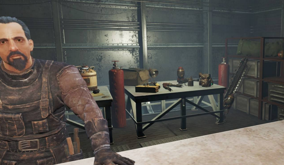 Fallout 4's Brotherhood of Steel Are Giant Dicks