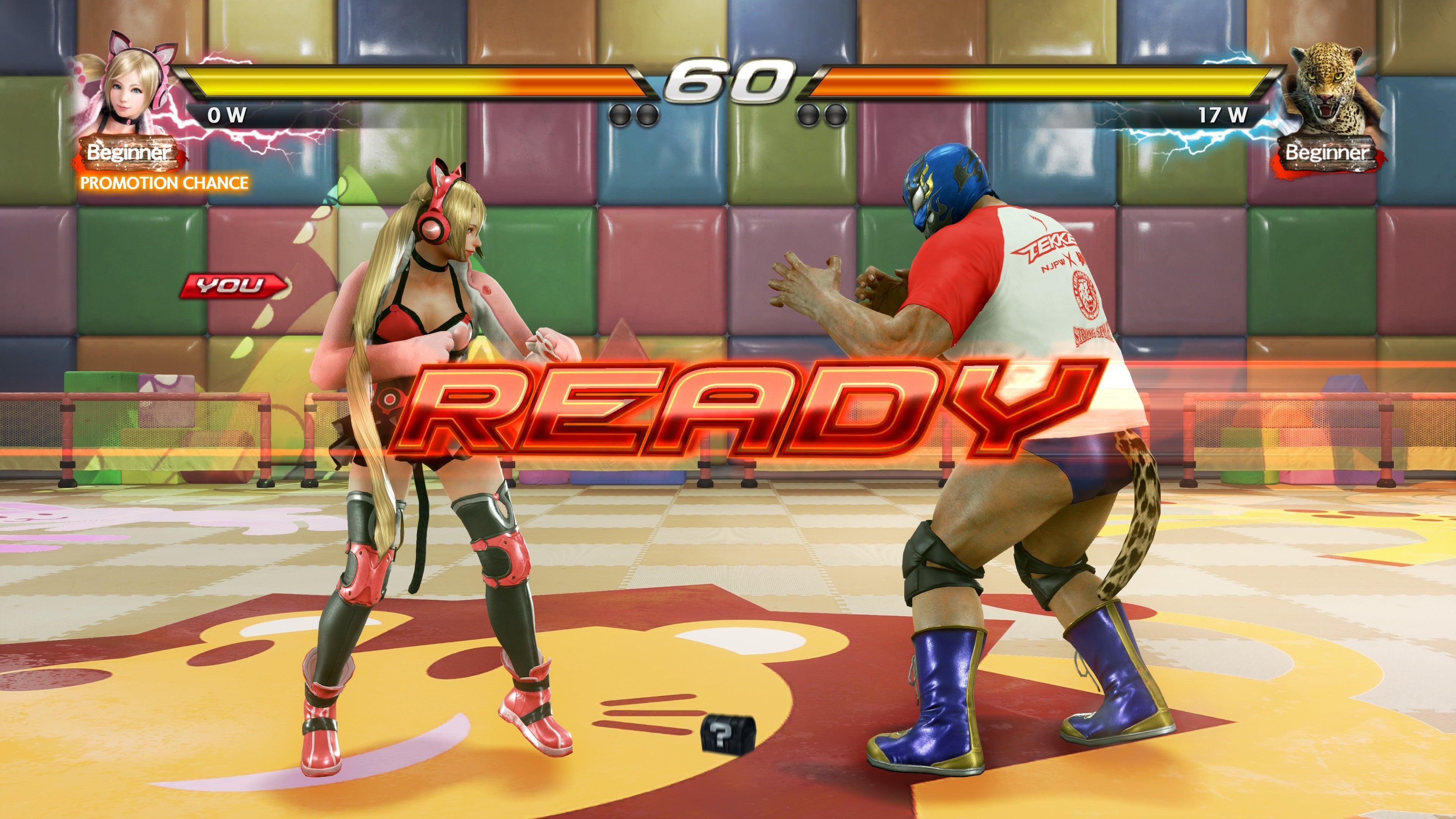 Tekken 7: The Kotaku Review   Kotaku Australia