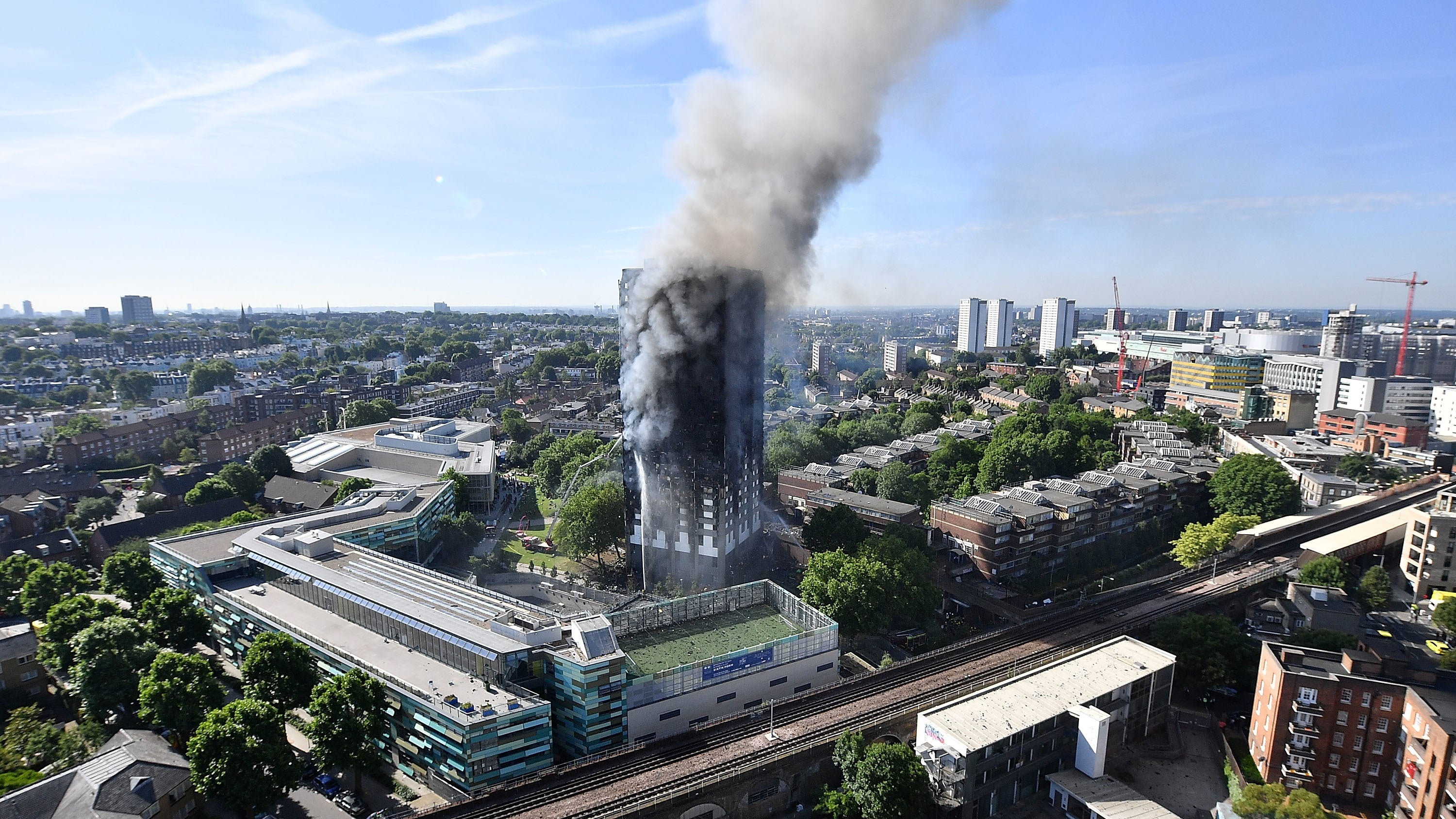 London Tower Survivors Are Being Forced To Compete For New Homes