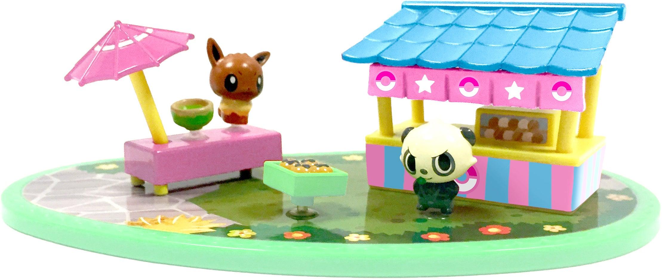 Ces jouets Pokémon sont destinés aux filles mais les garçons en voudront aussi