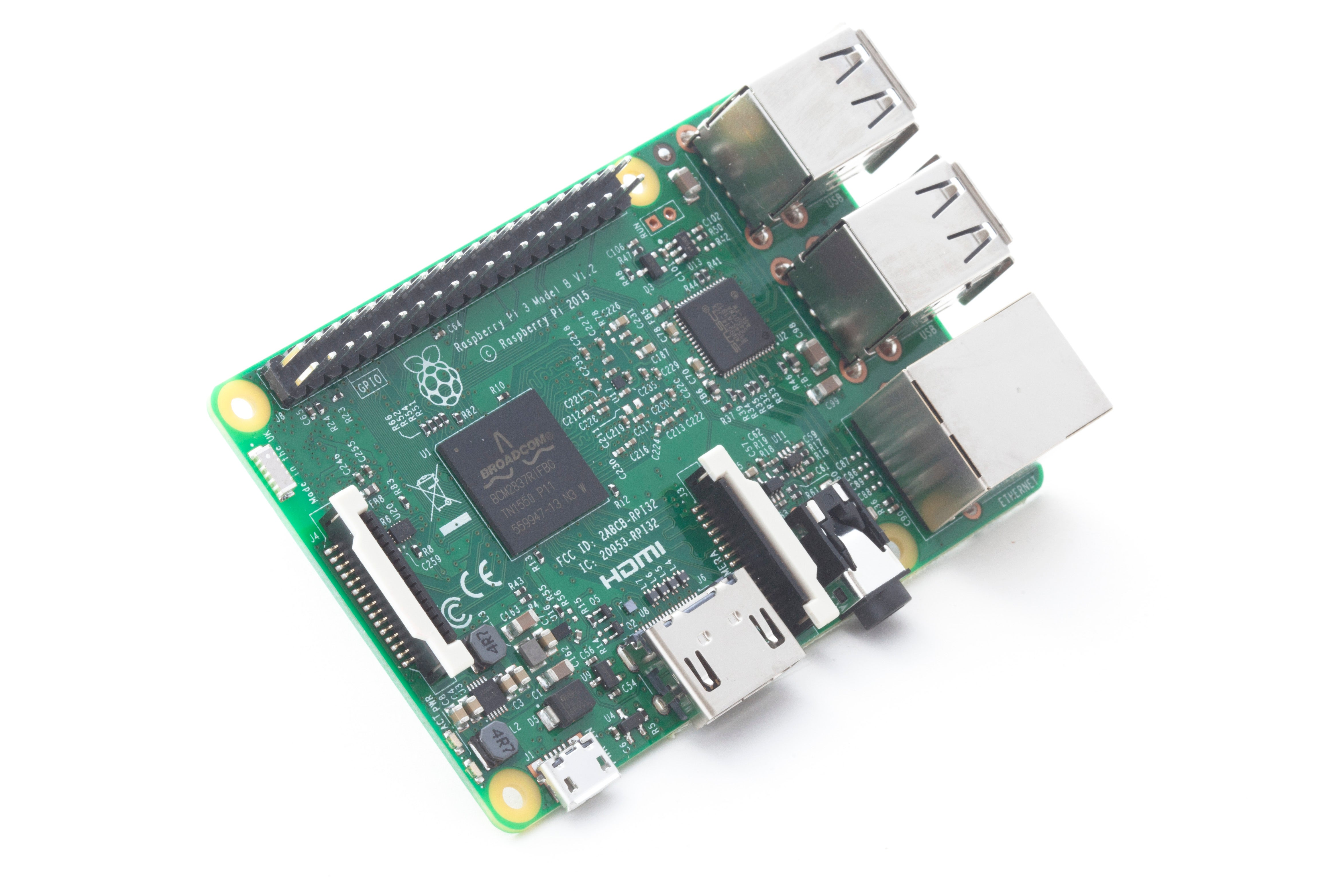 The Raspberry Pi Is Finally Getting Wi-Fi