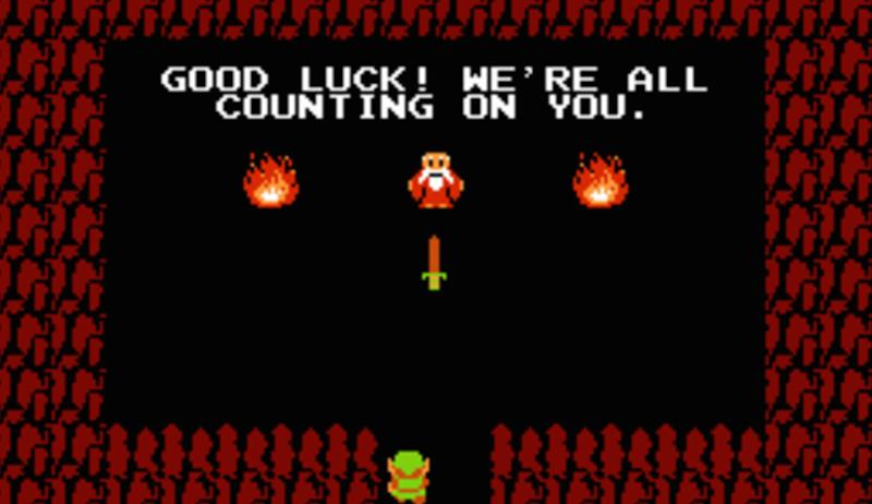 What Happens When You Randomize The Legend Of Zelda