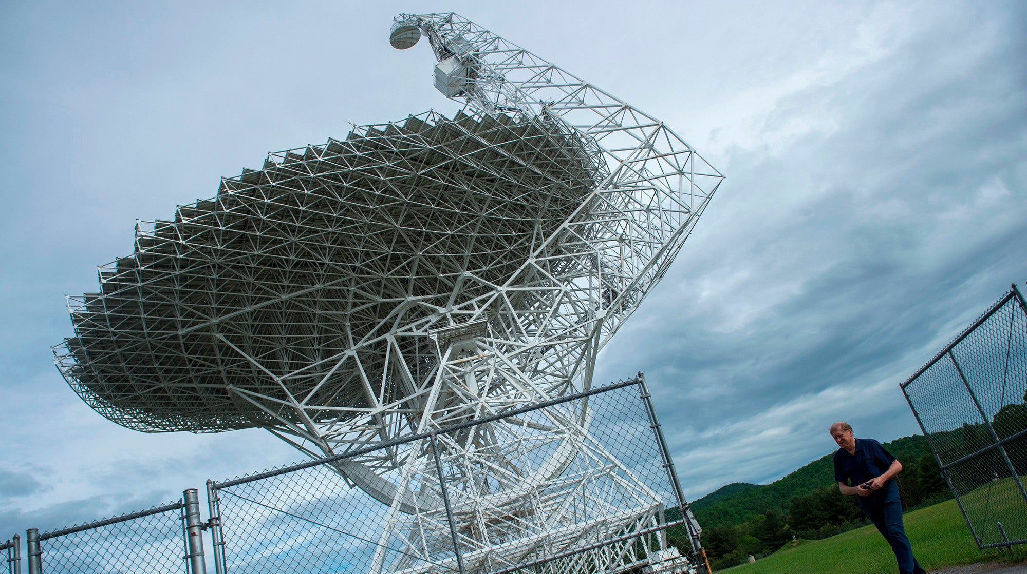 Some People In The U.S. Can't Use Wi-Fi Because Of A Radio Telescope