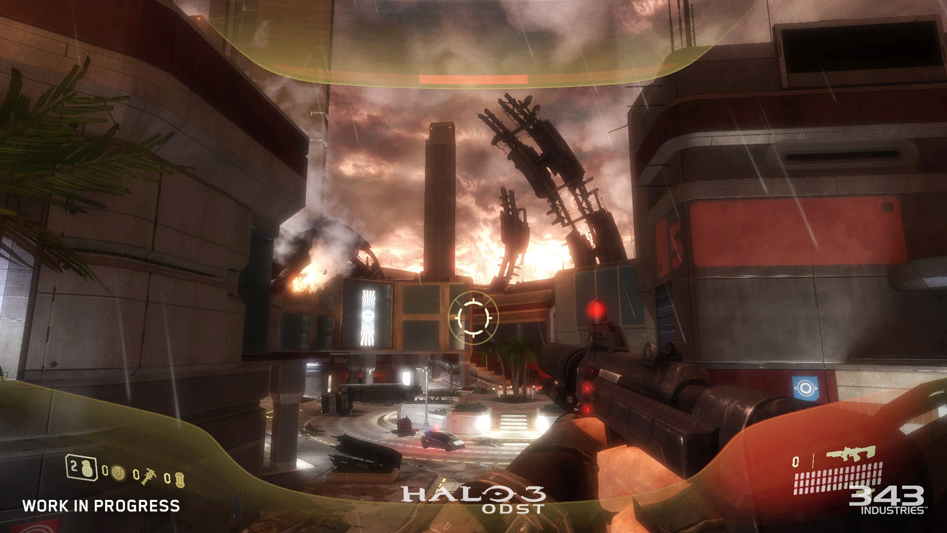 Halo: ODST Is Now Dropping In For Owners Of The Master Chief Collection