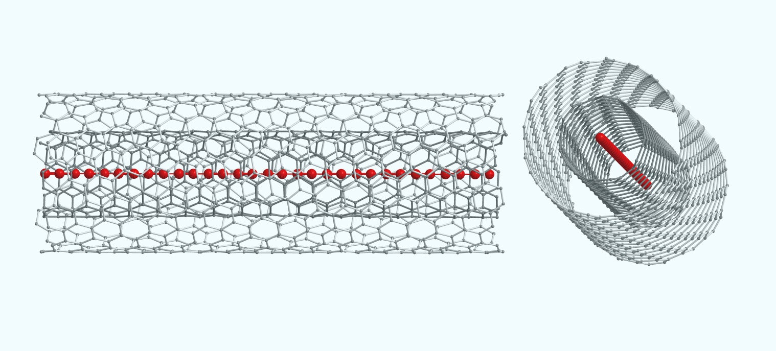 Scientists Finally Made Carbyne, A Material Stronger Than Graphene, That Lasts