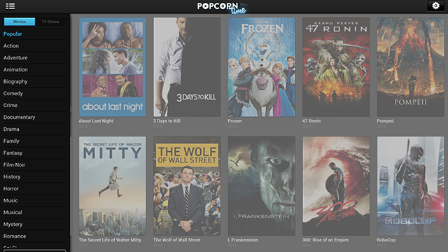 Popcorn Time, the Netflix for Movie Torrents, Comes to Android