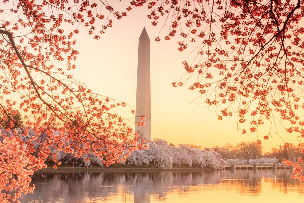 Why We Didn't Know How Tall the Washington Monument Was Until Now