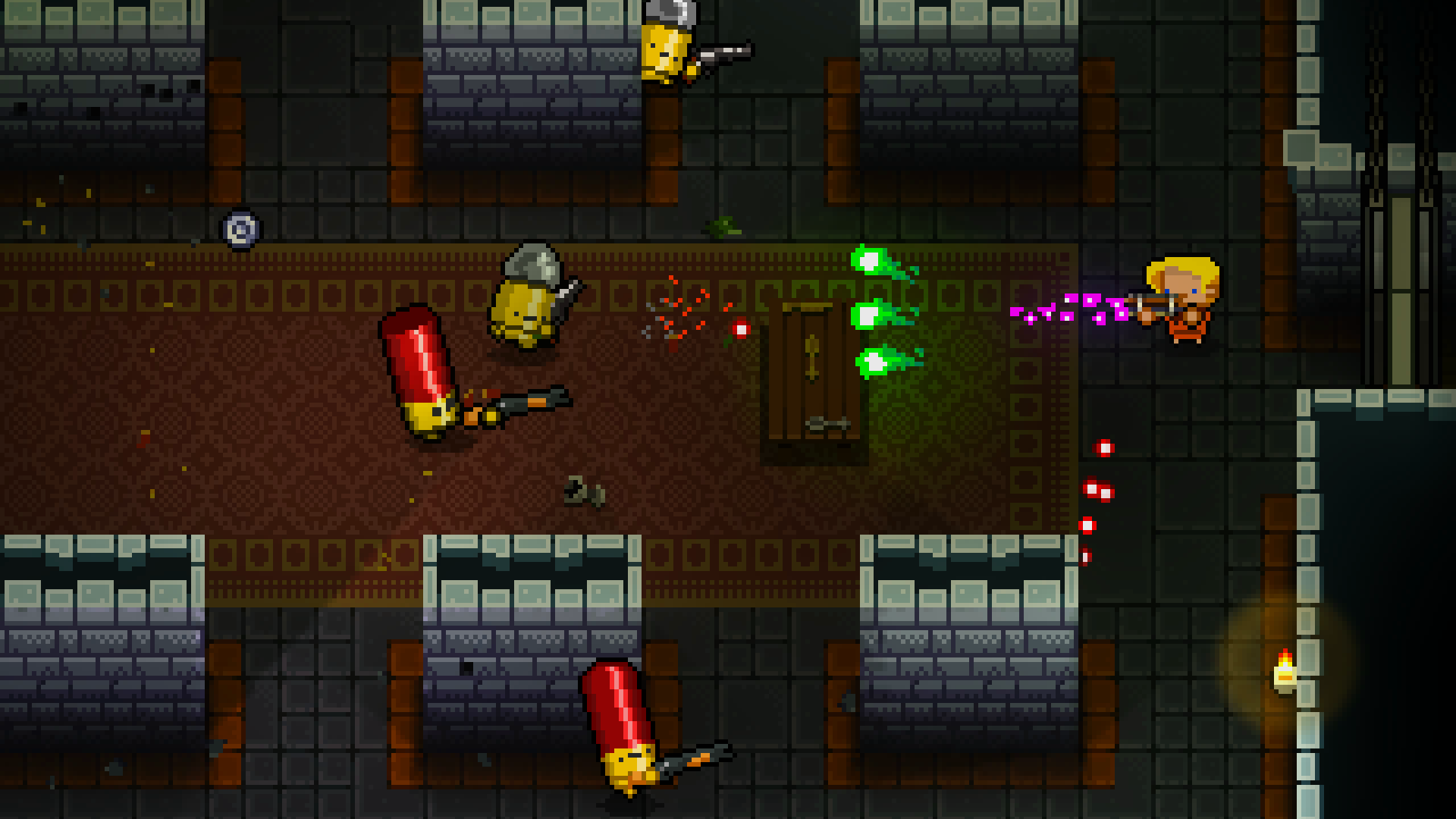 Enter The Gungeon's Composer Talks Rap, Video Game Music, And Bullet Hell