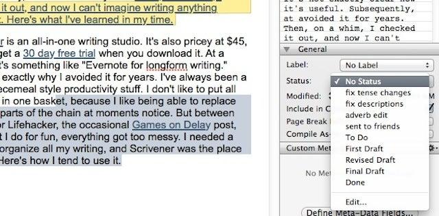 How Scrivener Helped Me Organise All My Writing