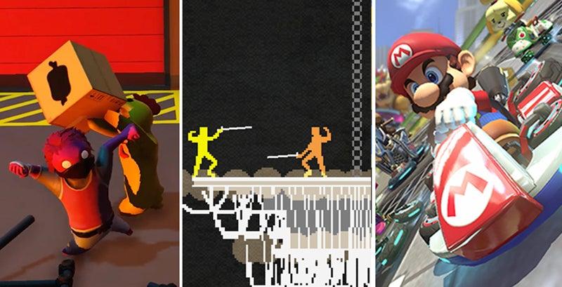 The Best Competitive Local Multiplayer Games | Kotaku Australia