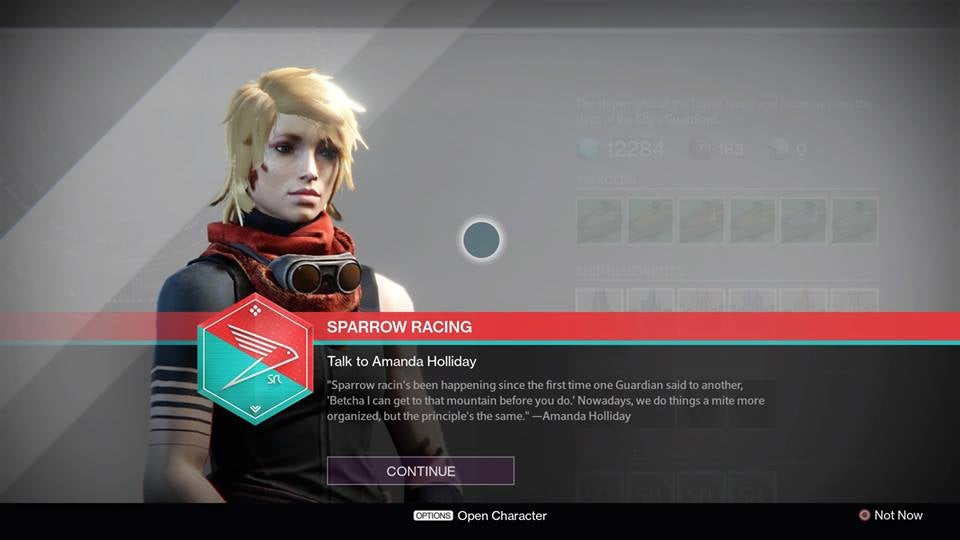 Watch Me Take A Crack At Destiny's New Sparrow Racing