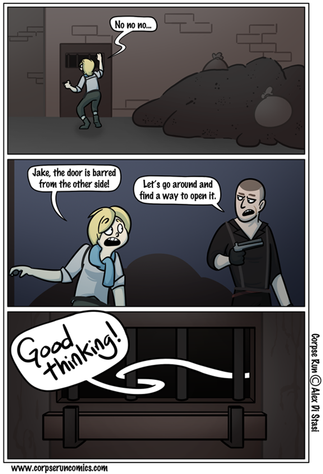 Sunday Comics: The Ocarina Of Time Management