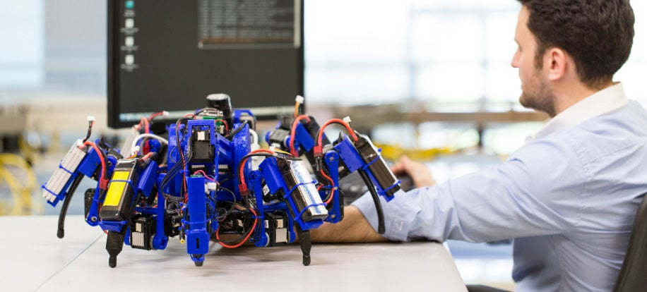 These Crazy Robots Are 3D Printers That Build Together
