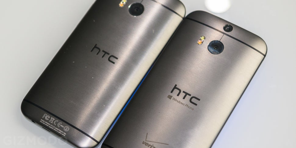 Hands On: HTC's Best Android Phone Is Now Verizon's Best Windows Phone