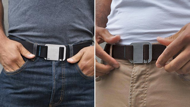 A Removable Belt Buckle That Makes Airport Security a Breeze