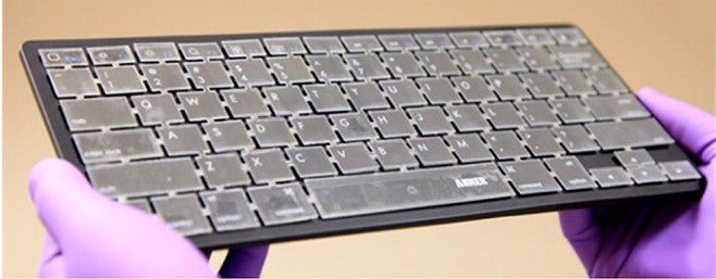 Smart Keyboard That Knows Who's Typing Could Make Passwords Stronger
