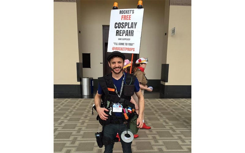 Meet The Cosplay Paramedic
