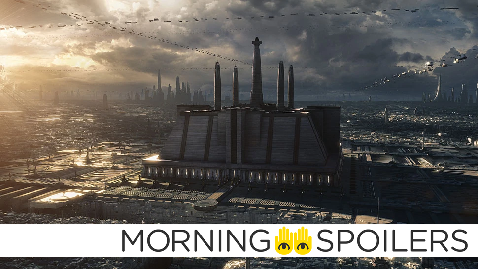 There's Already Wild Star Wars Rumours About The Settings Of The New Movies