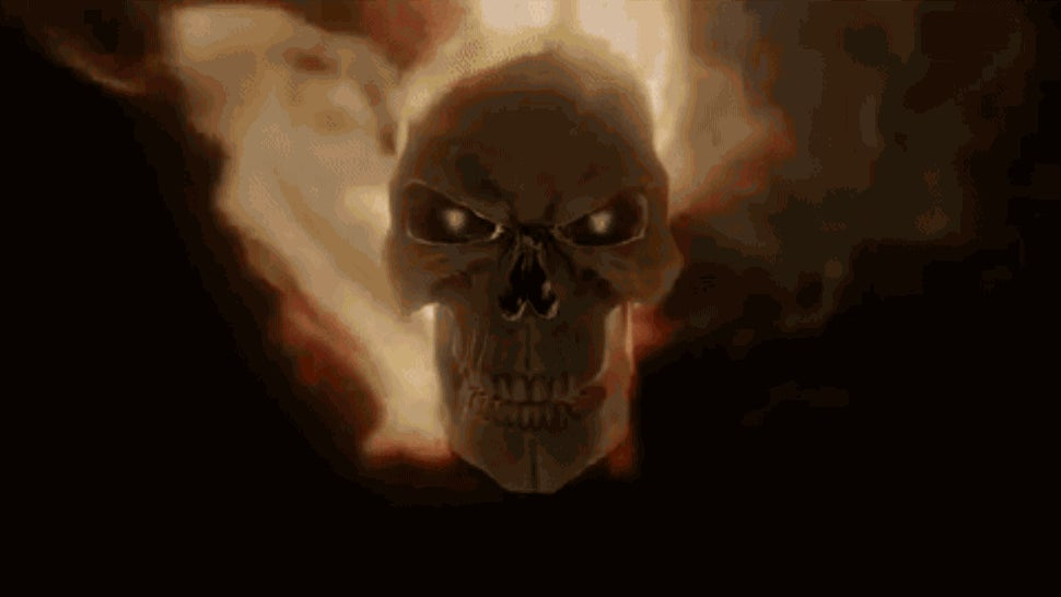First Look AtAgents Of S.H.I.E.L.D.'s Ghost Rider Shows He Loves His Junk
