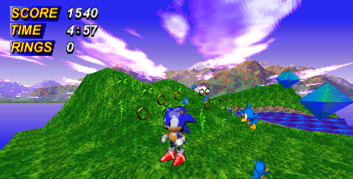 Cancelled Sonic Game Brought Back To Life After 18 Years