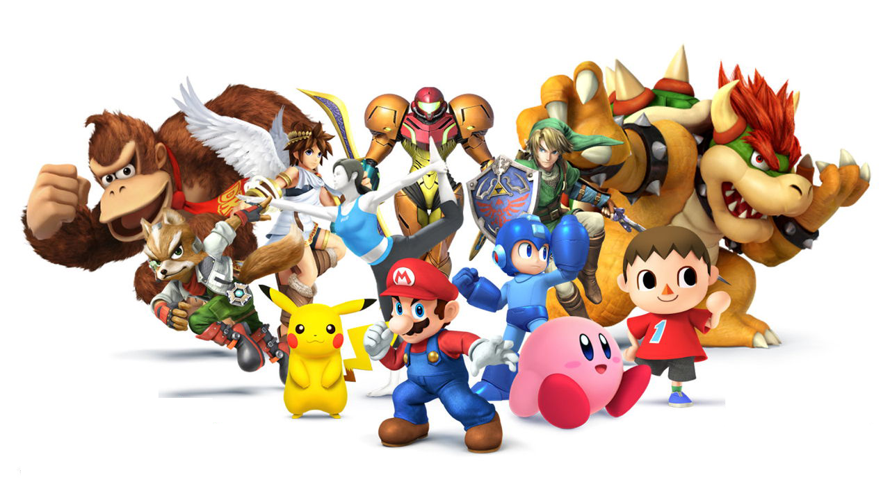 New Super Smash Bros. 3DS Patch Will Address Balance Issues