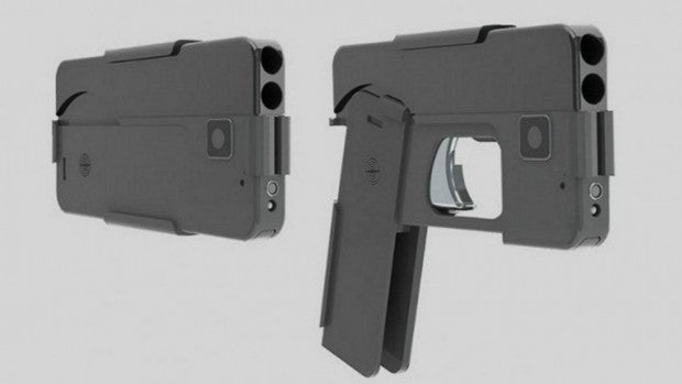A Smartphone Gun Is the Last Thing We Need