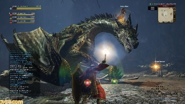 Compared to the Original, Dragon's Dogma Online Will Be a Huge Game