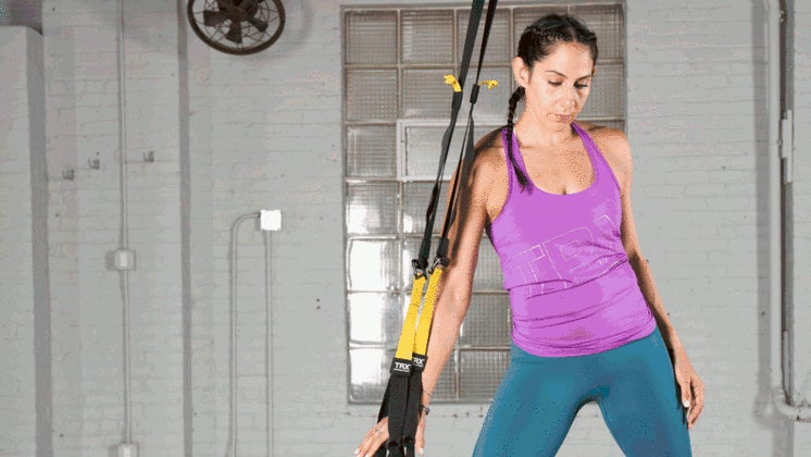 Improve Your Yoga With These Suspension Trainer Moves