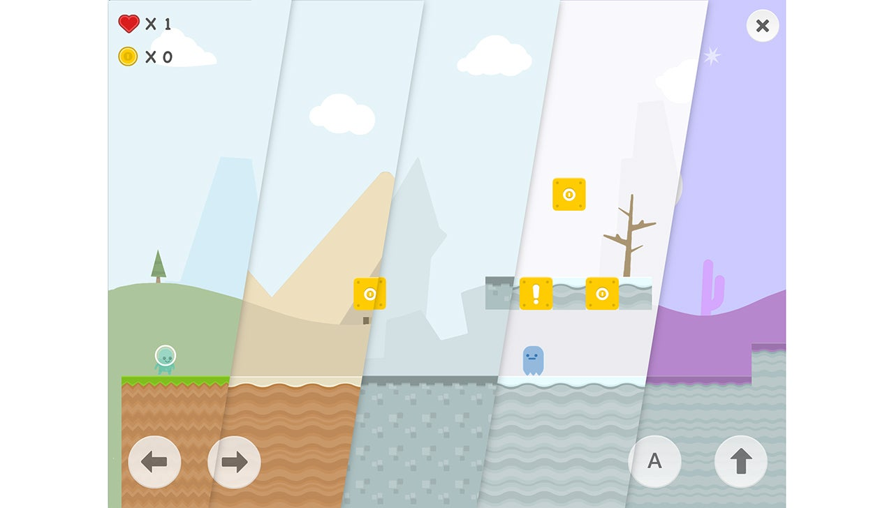 Can't Code? This iPad App Will Easily Let You Make Your Own Video Game